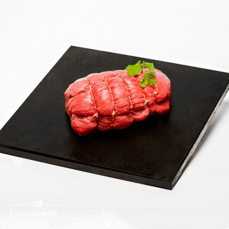 Rôti de boeuf de surlonge pour roast-beef