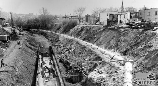 Chronique d'une rivière disparue : La canalisation de la Lairet enfin réalisée ! - Réjean Lemoine