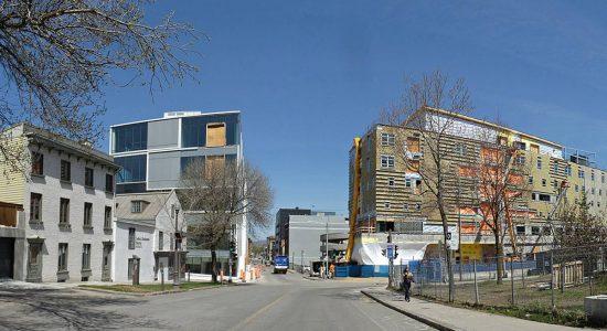 Mise à jour des principaux chantiers immobiliers en cours dans Saint-Roch - Jean Cazes