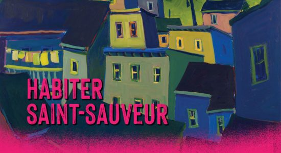 Balado « Habiter Saint-Sauveur »