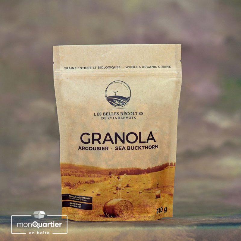 Granola Argousier