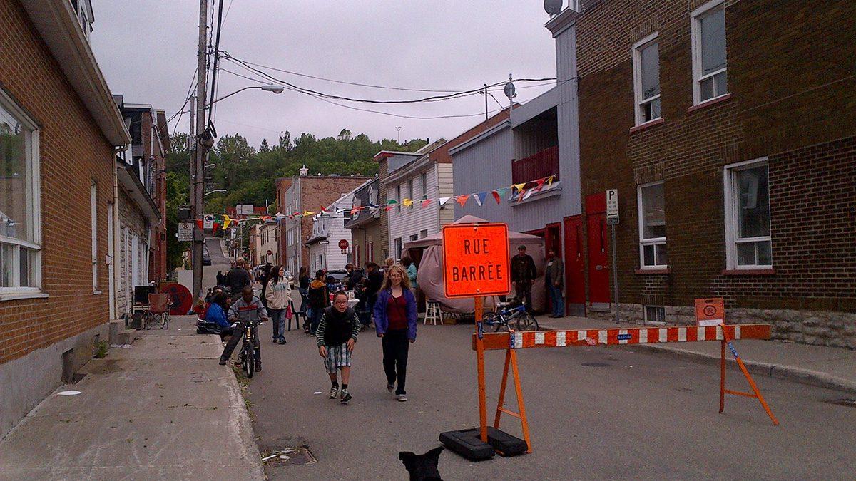 Fêtes de voisins et rues partagées tout au long de l'été à Québec | 5 juin 2020 | Article par Suzie Genest