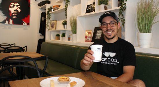 Joe Cool Café et curiosités: un café original au parfum de chanvre - Véronique Demers