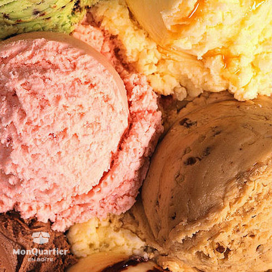 Crème glacée artisanale