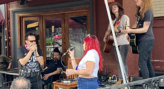 Le blues, « plus fort que la COVID-19 » au Quartier de Lune - Suzie Genest