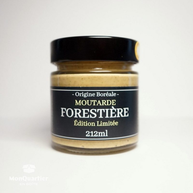 Moutarde forestière