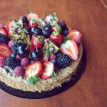 Commande de desserts