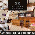 Condo à vendre rue St-Jean – 239 900 $