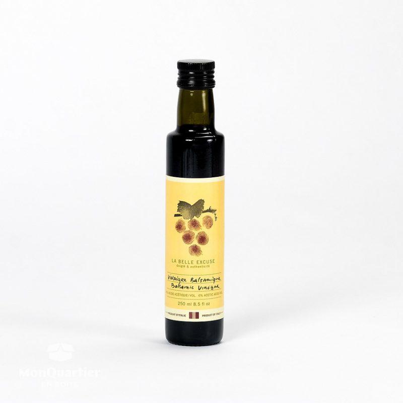 Vinaigre balsamique rouge