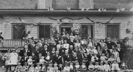 <em>D'Irlande, de Limoilou et d'ailleurs</em> ou l'histoire d'une famille Hawey - Jean Cazes