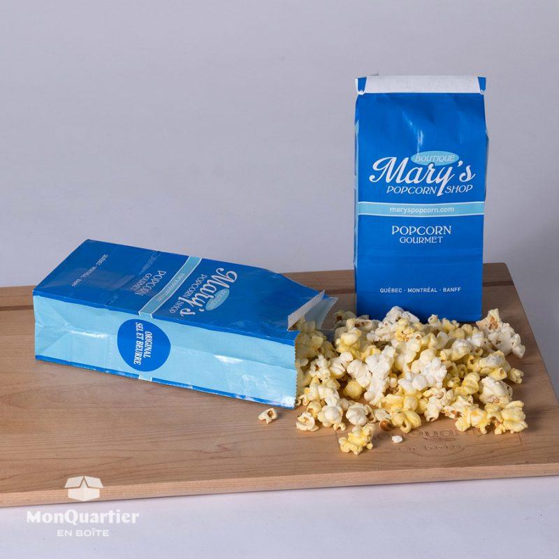 Popcorn Original sel et beurre