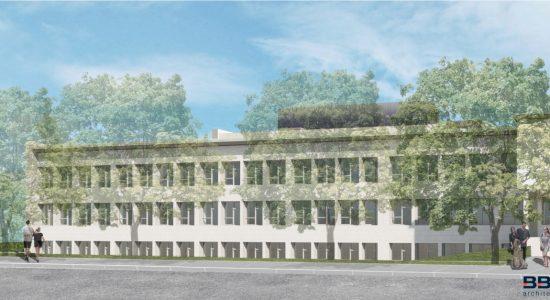 Vers un agrandissement de l'école Joseph-François-Perreault - Monmontcalm