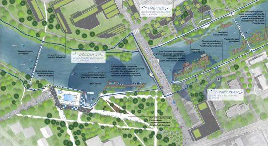 La Ville dévoile son plan de mise en valeur des rivières - Julie Rheaume
