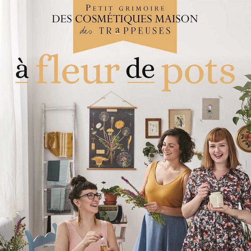 Livre «A fleur de pot»