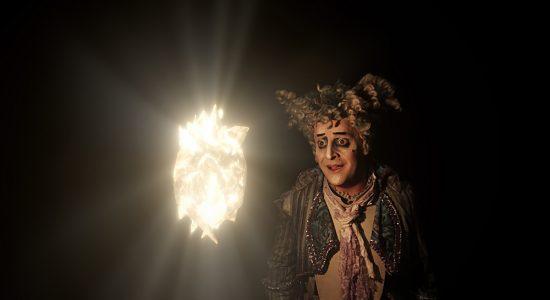 <em>Alegría - A Spark of Light </em> produit par Félix & Paul Studios et Cirque du Soleil. Image tirée du film.