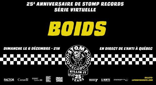Boids – Concert virtuel