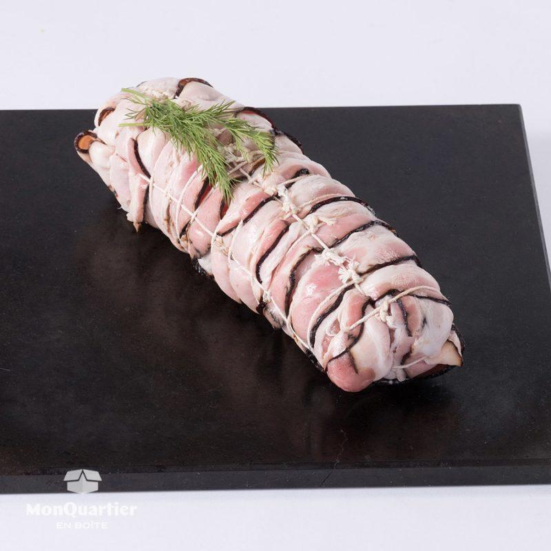 Filet de porc savoyard