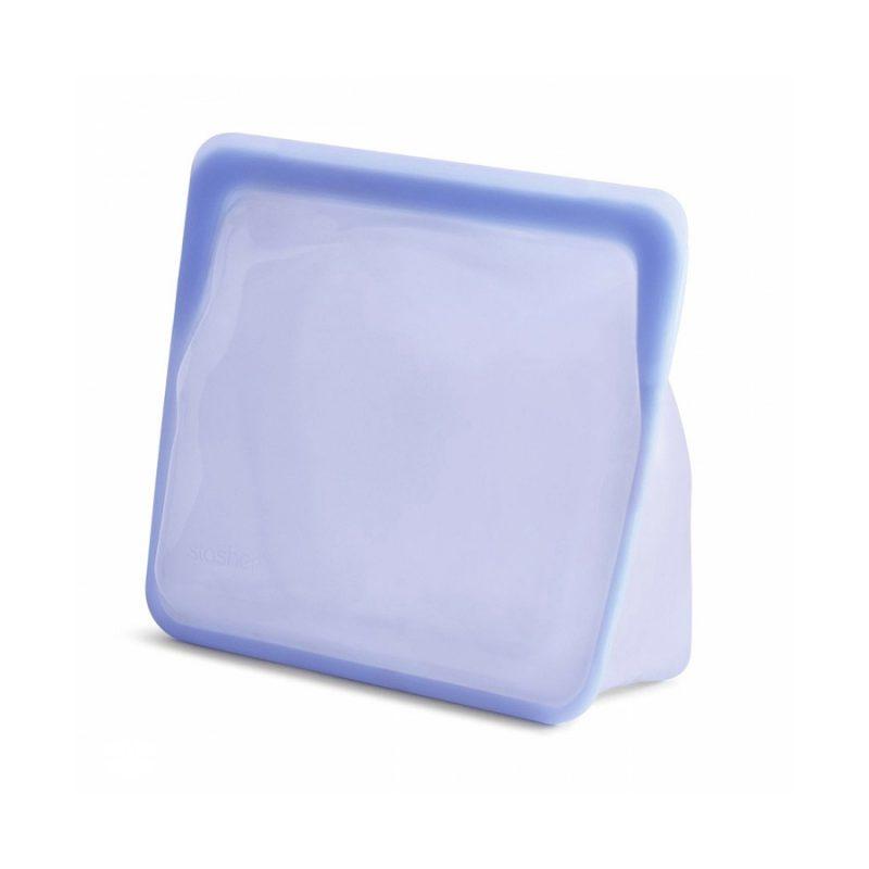 Sac réutilisable en silicone – Fond plat | Stasher