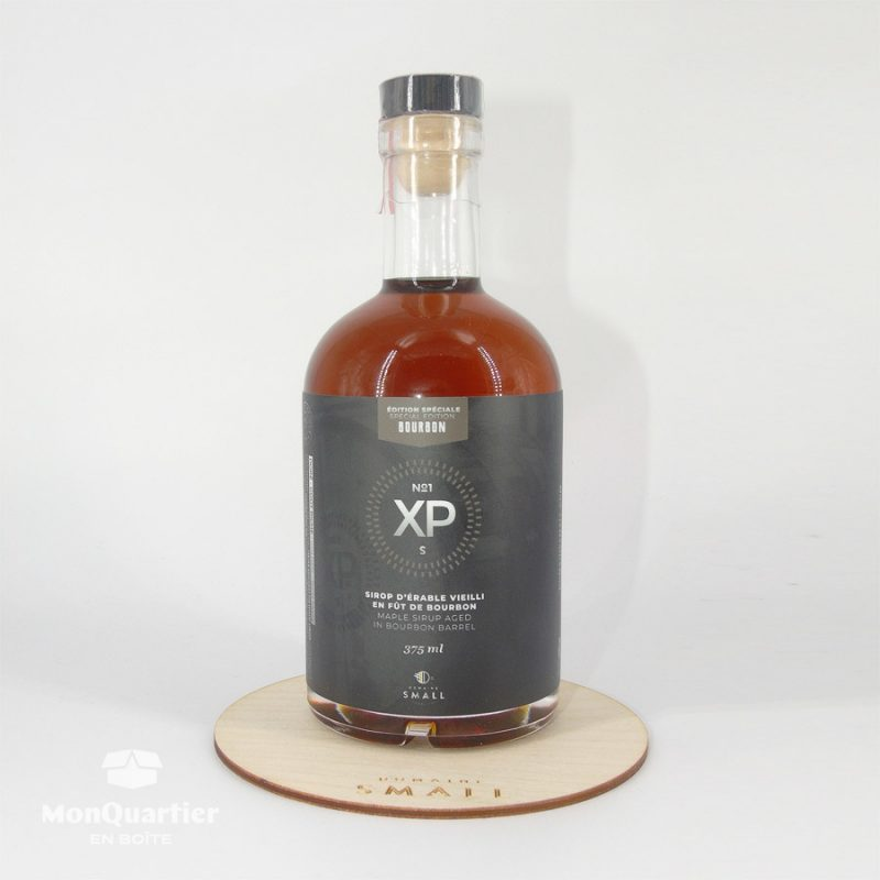 Sirop d'erable XP Bourbon