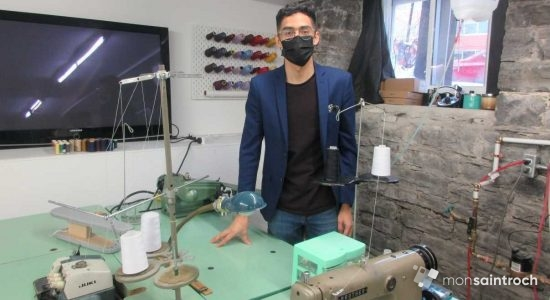 Une «boutique tailleur» dans Saint-Roch - Julie Rheaume