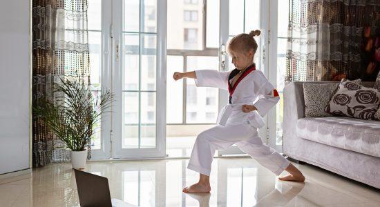 Le Centre Durocher en ligne cet hiver, du taekwondo au café-rencontre - Monsaintsauveur