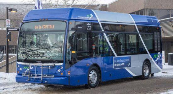 De nouveaux services du RTC à Maizerets et Beauport en août 2021 - Julie Rheaume