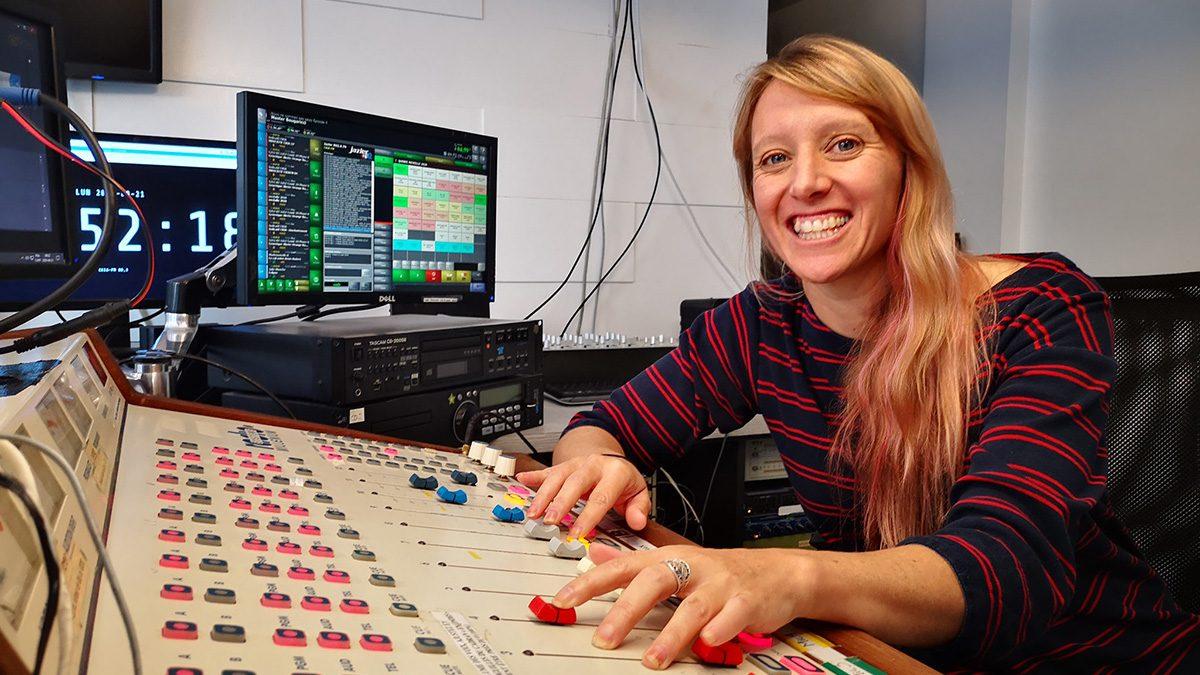 Marjorie Champagne : une animatrice du matin qui a suivi sa passion   8 mars 2021   Article par tonQuartier
