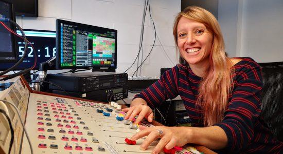 Marjorie Champagne : une animatrice du matin qui a suivi sa passion - tonQuartier
