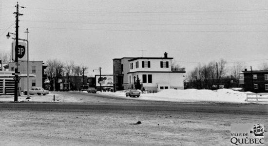 Limoilou dans les années 1960 (137) : stations-services sur la 18e Rue - Jean Cazes