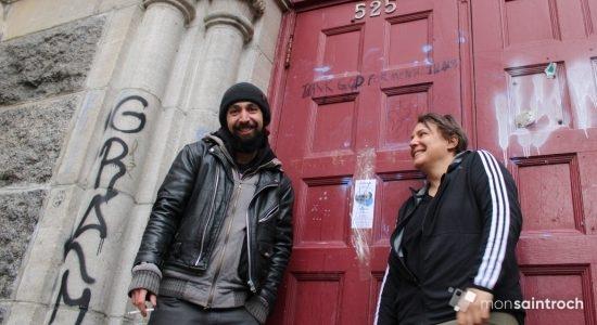 Le Local : un lieu pour marginalisés au coeur de Saint-Roch - Véronique Demers