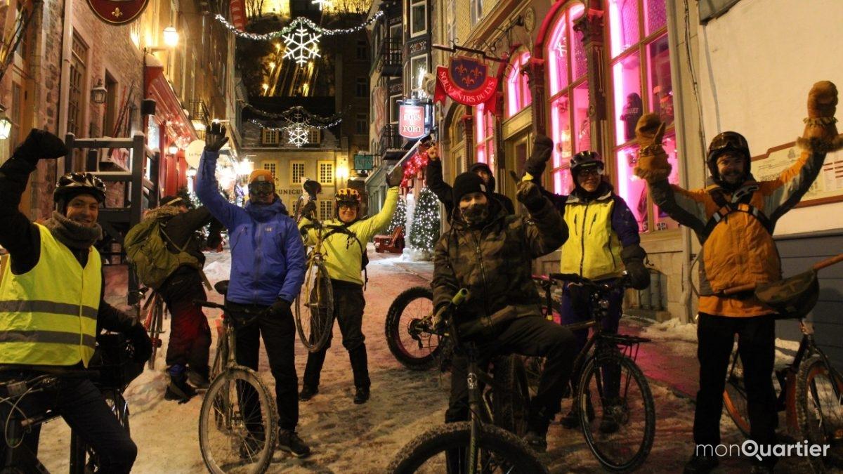 Des cyclistes militent pour un meilleur partage de la route | 2 mars 2021 | Article par Véronique Demers