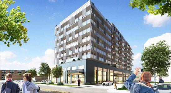 Le Quartier NUVO : 126 nouveaux « condos locatifs » près de l'écoquartier D'Estimauville - Jean Cazes