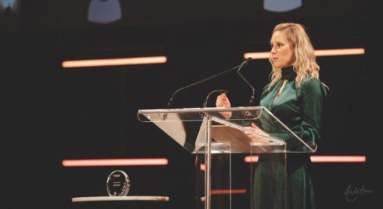 Une avocate de Saint-Roch récompensée au 29e Gala Jeune personnalité d'affaires - Julie Rheaume