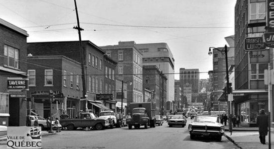 Saint-Roch dans les années 1960 (38) : rue de la Couronne - Jean Cazes