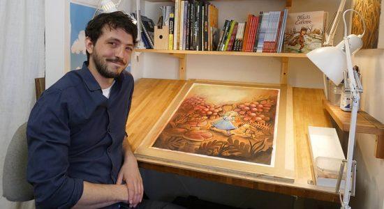 Félix Girard, illustrateur : quand la passion trace la voie - Jean Cazes