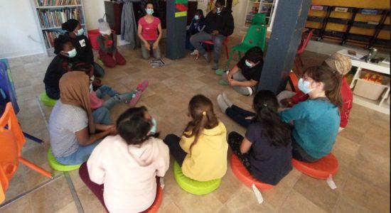 Un conseil des enfants pour mieux vivre ensemble dans Saint-Roch - Véronique Demers
