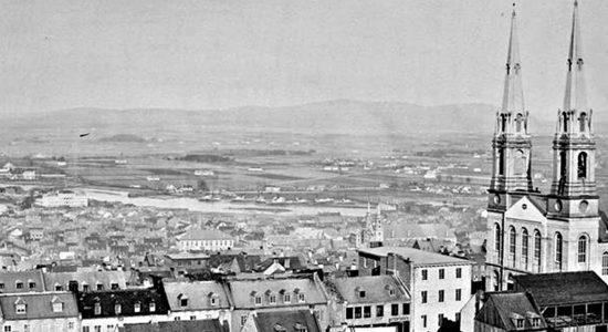 Histoire de l'aqueduc de Québec : 3- Une reconstruction après des conflagrations - Réjean Lemoine