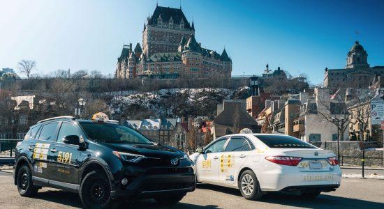 Taxis Coop rajeunit son image et s'allie avec UEAT - Julie Rheaume