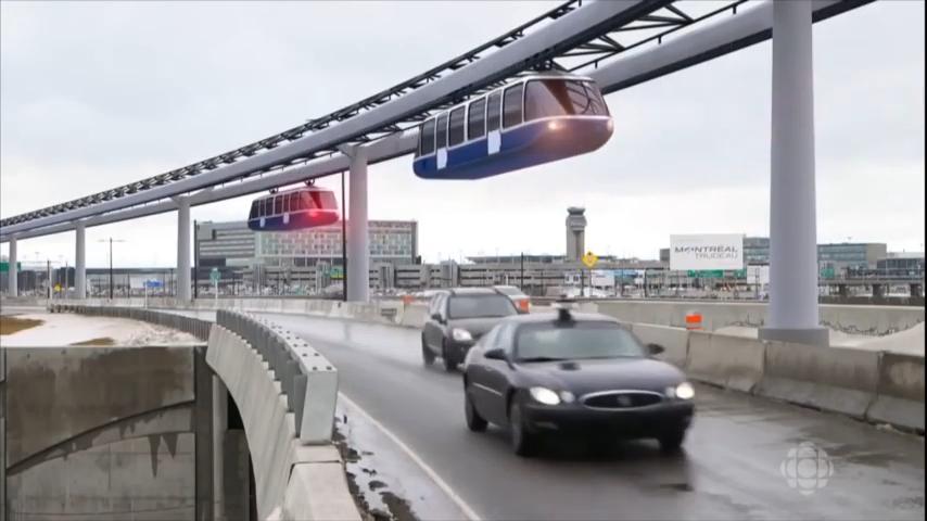 Un monorail au Québec | 28 mai 2021 | Article par Monquartier