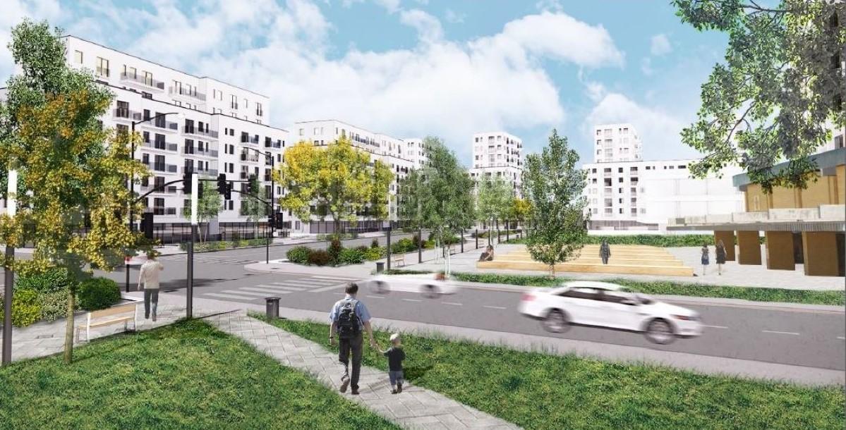 La Ville dévoile la version finale de sa vision pour le pôle urbain Wilfrid-Hamel–Laurentienne - Julie Rheaume