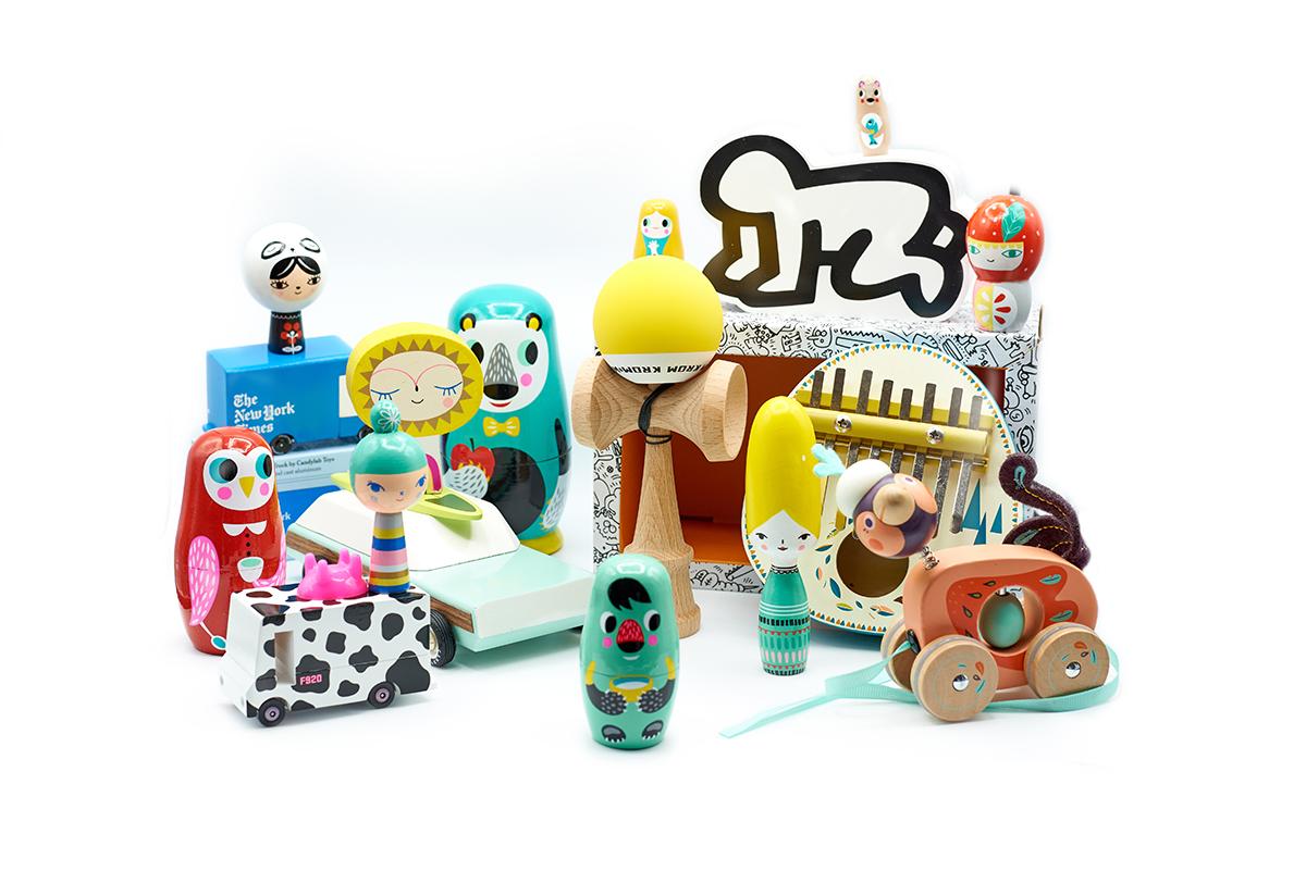 Jeux jouets et accessoires de la boutique Tite chouette