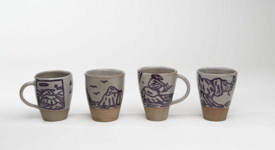 Les finissants en métiers d'art à l'honneur chez Materia et à la Galerie Lewis - Julie Rheaume
