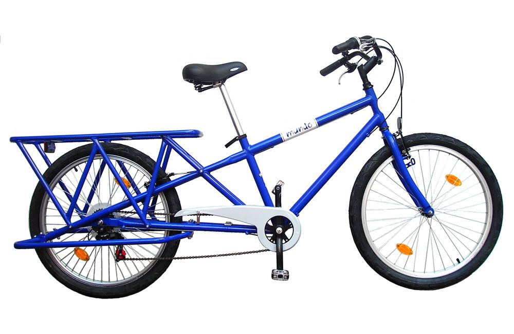 Vélo XL : Ingrid - Alexandre St-Laurent