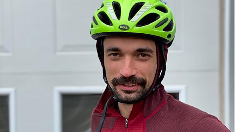 Michaël Gosselin, apôtre des déplacement actifs - Martin Claveau