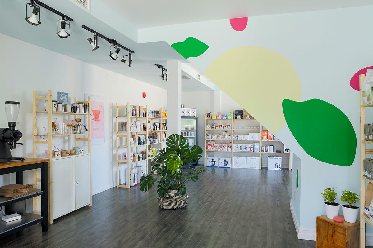 La Société des Cafés ouvre une succursale sur Cartier - Suzie Genest