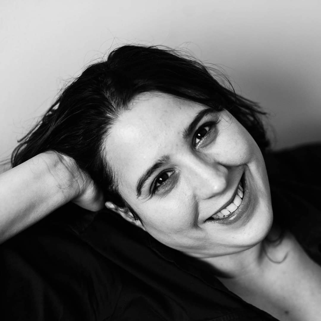 Portrait de Ingrid Nagot