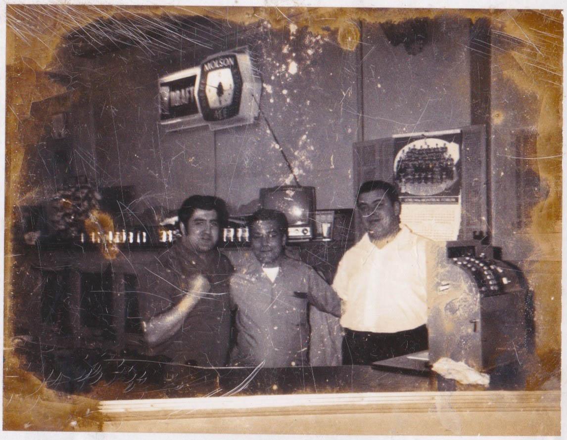 La taverne de l'hôtel St-Roch (1924-1974) - José Doré