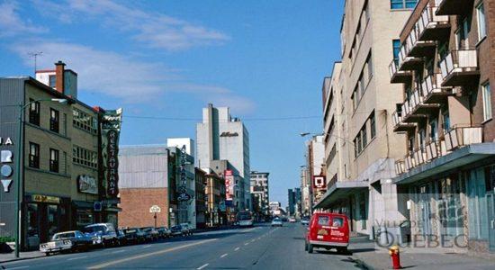 Saint-Roch dans les années 1980 (16) : boulevard Charest Est - Jean Cazes