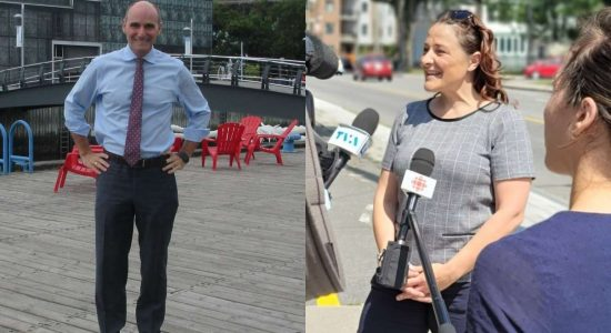 Élections fédérales: Duclos et Vignola réélus - Julie Rheaume