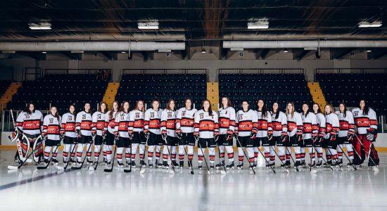 Hockey collégial féminin D1 : Titans, une formation complète… enfin! - Christian Lemelin